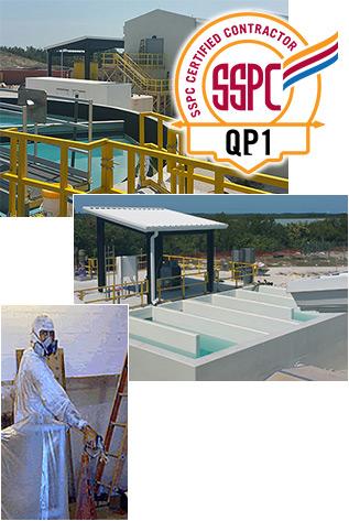 SSPC QP3 Certified Contractor